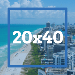 20x40